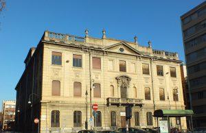 Piazza Arbarello, il Collegio Carlo Alberto è quasi pronto