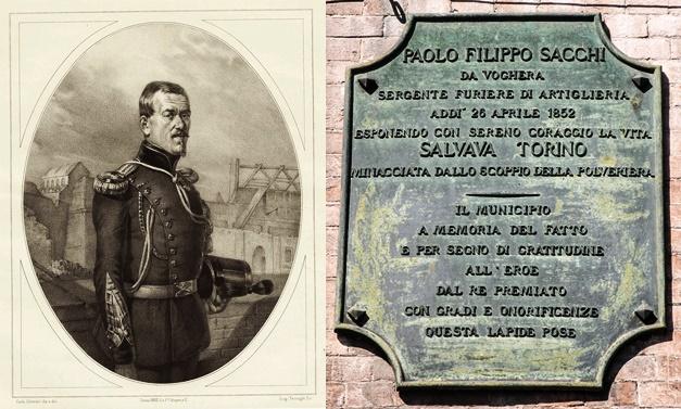 Paolo Sacchi, ecco un altro eroe di Torino!