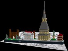 Torino in Lego: ecco il progetto alla ricerca dei nostri e vostri voti!