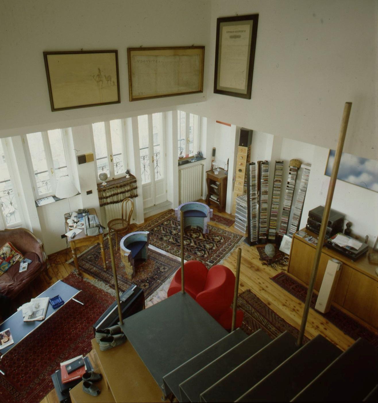La Torretta di corso Fiume raccontata da chi l'ha ristrutturata e abitata: l'architetto Ugo Bruno