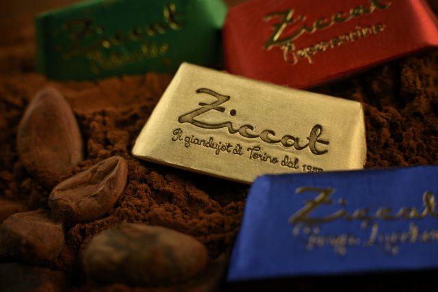 Ziccat l'arte del cioccolato dal 1958 a Torino