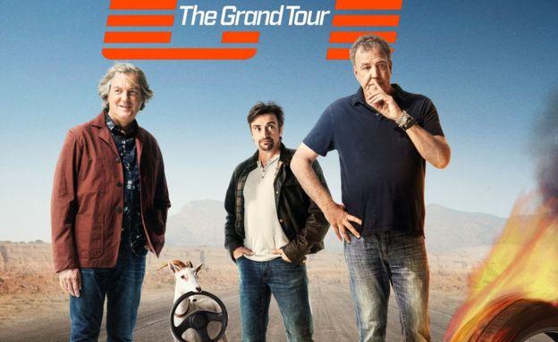 The Grand Tour, a Torino l'ultima puntata del celebre programma automobilistico