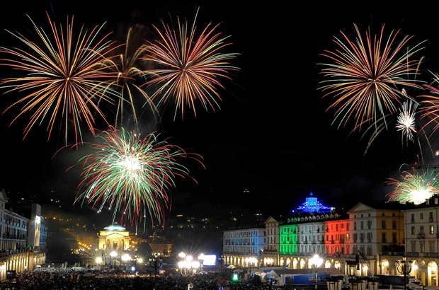Capodanno a Torino: tanti eventi disponibili in città per trascorrere l'ultimo dell'anno