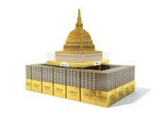 La Mole di Ferrero Rocher, una meraviglia per omaggiare i monumenti del nostro Paese