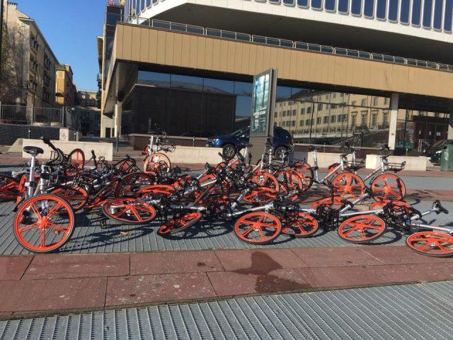 Torino, il bike sharing a flusso continuo sarà oggetto di limitazioni: nuove normative in arrivo
