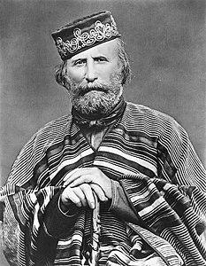 15 gennaio 1835: inizia la leggenda di Giuseppe Garibaldi, l'Eroe dei Due Mondi