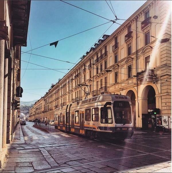 Via Po a Torino: la via più ampia e più bella della città