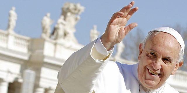 Francesco, il Papa piemontese che ha visitato Torino!