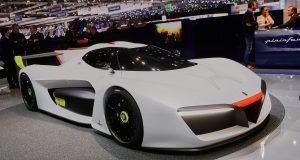 Nascerà a Torino la Pininfarina H2 Speed l'auto sportiva a idrogeno