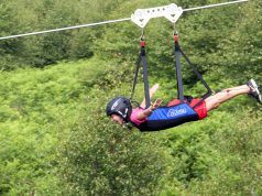 Volare tra le montagne del Piemonte: Zipline rende il sogno realtà!