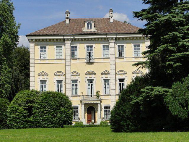 Villa Abegg, pronto un bando per il rilancio della tenuta in stile barocco