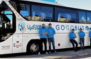 Parte il servizio GoGoBus a Torino: da Porta Susa alla Liguria a 9 euro!