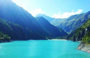 Lago dei Cavalli alle porte di Torino: un luogo da favola