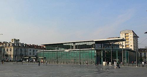 Il Palafuksas di Torino come il Mercato Centrale di Firenze!