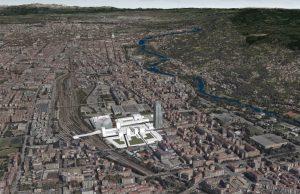Sanità, pronto il progetto del Parco della Salute di Torino: una struttura ospedaliera immensa con numerose funzioni