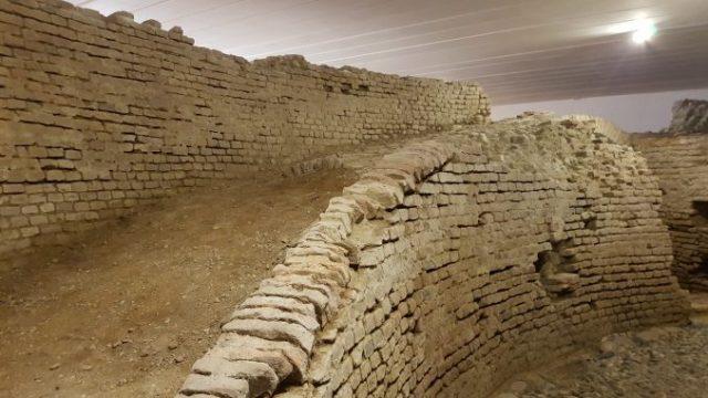 Inaugurazione della nuova area archeologica della Cittadella di Torino!