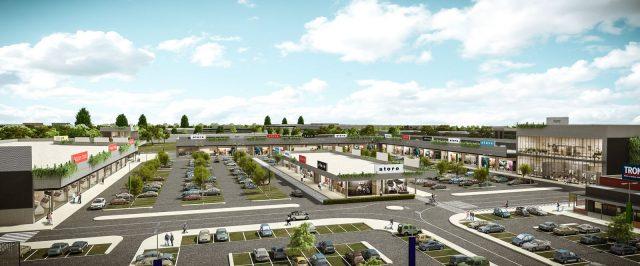 Grande trasformazione di Settimo Cielo Retail Park: inaugurazione ad inizio 2019!