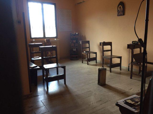 Un eremo nel cuore di Torino: la città ospita l'Eremo del Silenzio