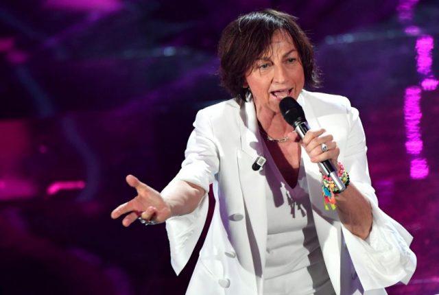Gianna Nannini a Torino per il suo concerto al GruVillage