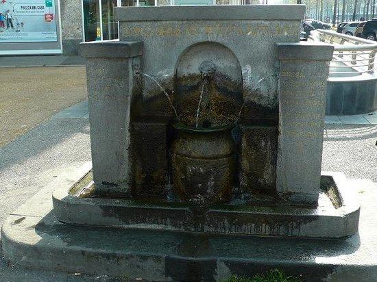 Fontanella di piazza Rivoli: sgorga sul serio l'acqua del Pian della Mussa?