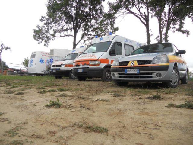 Arrivano in Piemonte le ambulanze veterinarie per il soccorso animale