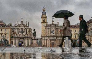 Autunno, a Torino allerta gialla per le piogge: in montagna prima nevicata