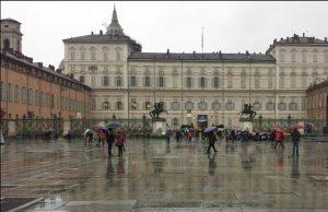 Meteo, a Torino spazio alla pioggia: domani e giovedì forti precipitazioni