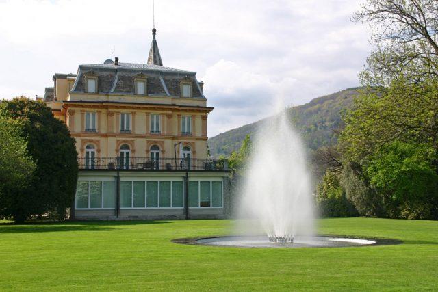 Villa Taranto, sede della Prefettura del Verbano-Cusio-Ossola