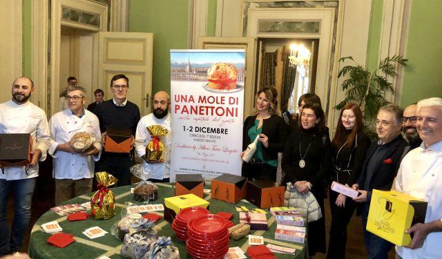 Torino, Una Mole di Panettoni 2018 torna per la settima edizione!