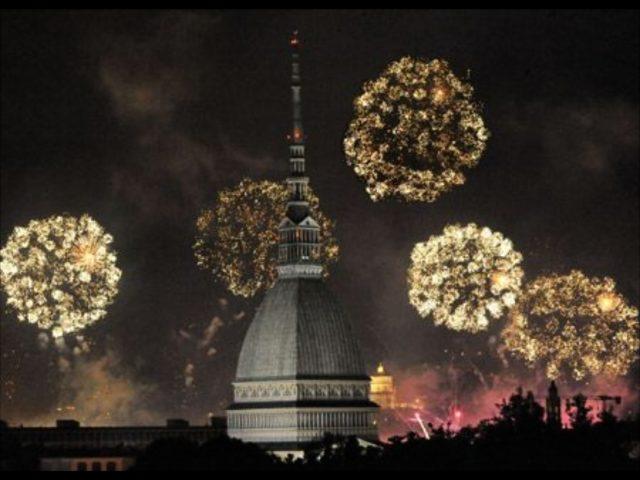 Capodanno 2019 a Torino: il programma della grande festa in piazza Castello