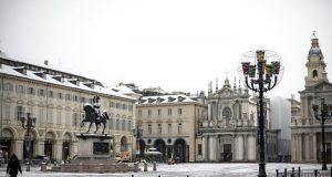 Meteo, a Torino le previsioni annunciano l'arrivo della neve per domani