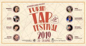 Turin Tap Festival 2019, il ritorno del Tip Tap