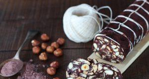 Salame di Papa, il goloso dolce tipico pasquale del Piemonte