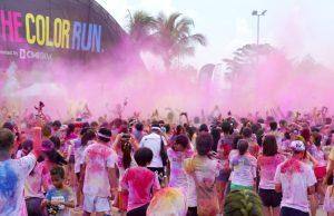 Arriva The Color Run 2019 a Torino, la corsa più colorata del mondo arriva sotto la Mole