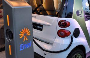 Mobilità elettrica, FCA firma un accordo con Enel ed Engie per nuove colonnine di ricarica