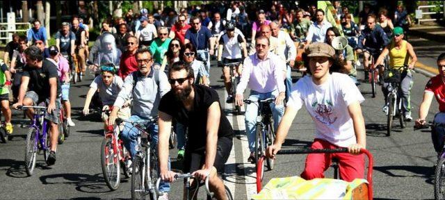 Arriva a Torino Bike Pride 2019, la festa in bicicletta tra le vie della città