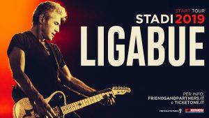 Luciano Ligabue a Torino, il rocker di Correggio in concerto allo Stadio Olimpico
