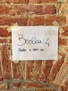 Apre la Torteria Berlicabarbis 4: in arrivo una nuova apertura dopo la chiusura del Berlica 1