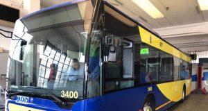 Gtt, a Torino è arrivato il primo nuovo bus giallo e blu: i nuovi tram arriveranno nel 2021