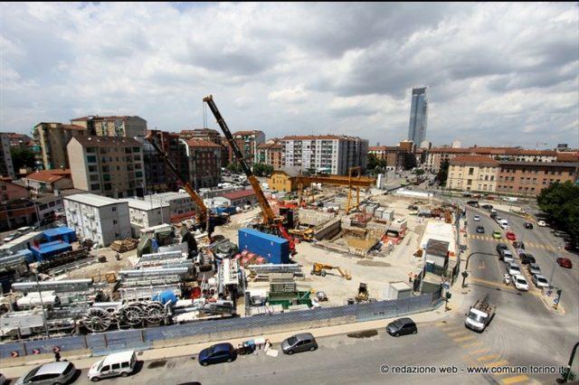 Piazza Bengasi, la linea metro 1 sarà attiva dal 2021: il parcheggio pronto per il 2024